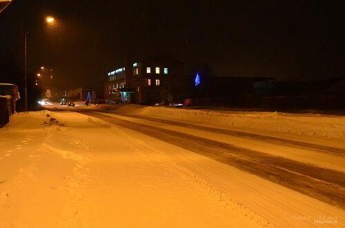 Фото города Инта №7360  Северо-западный угол Куратова 1а