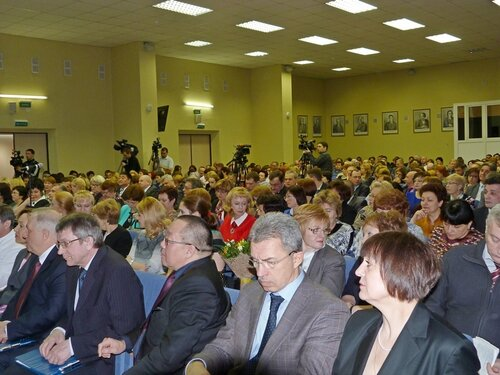 Коллегия министерства здравоохранения Свердловской области подвела итоги работы отрасли за 2014 год