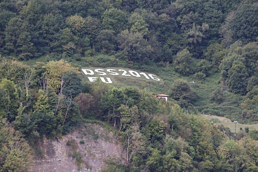 Доностия-Сан-Себастьян. Гора Игельдо