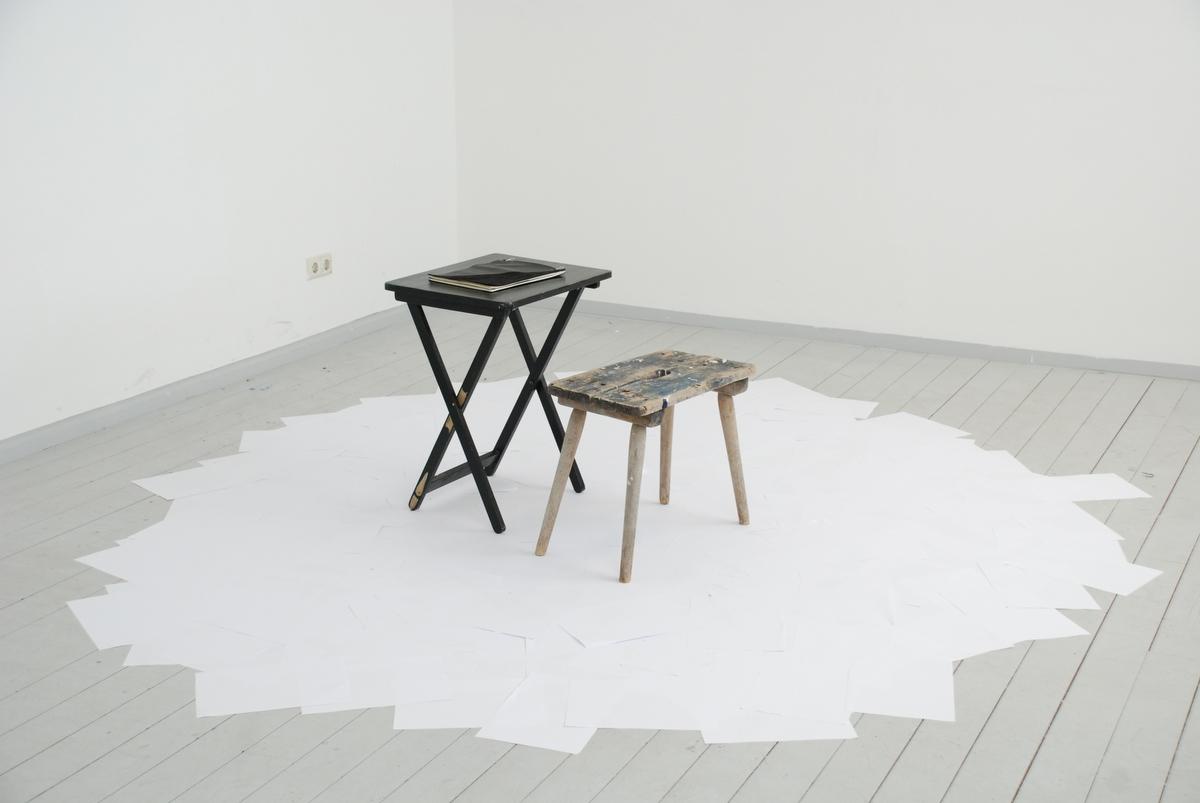 «Transmission. Young Leipzig Artists in Moscow». Параллельная программа 6-й Московской биеннале, гал