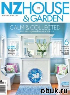 Книга NZ House & Garden - June 2012
