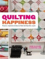 Книга Quilting Happiness jpg 74Мб