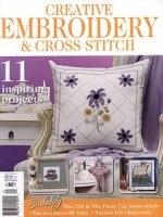 Журнал Embroidery & Cross Stitch №6 2012 jpg  60Мб