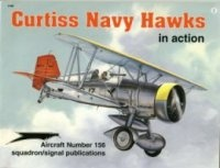 Книга Squadron/Signal Publications 1156: Curtiss Navy Hawks in action.