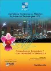 Книга Electromagnetic Materials: Proceedings of the Symposium P, ICMAT 2007