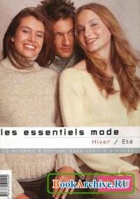 Журнал Phildar N378 Les essentiels mode Hiver.