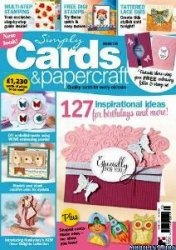 Журнал Simply Cards & Papercraft – Issue 135
