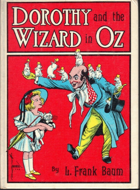 Книга « Dorothy and the Wizard in Oz »