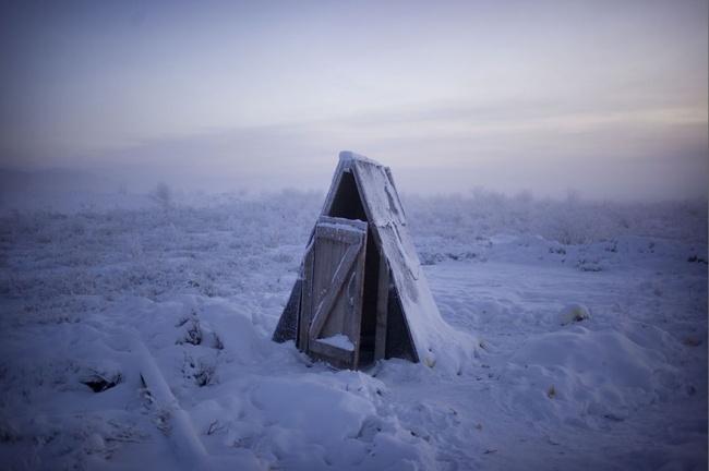 там где сейчас зима
