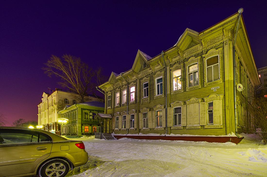 Дом на Ленина 23