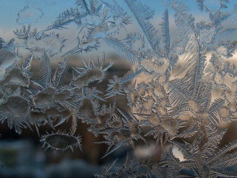 Мороз нарисовал