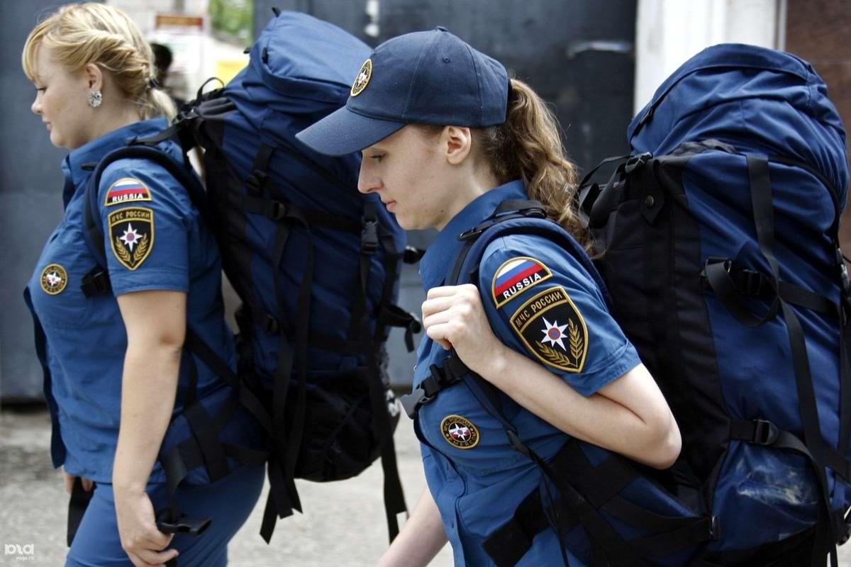 Любую беду руками разведу: Лица девушек из МЧС России (37)
