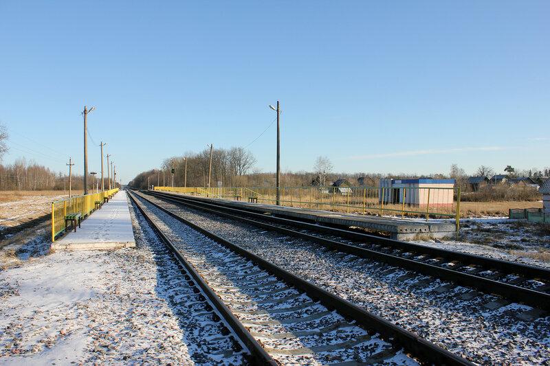 Платформа Щербовка