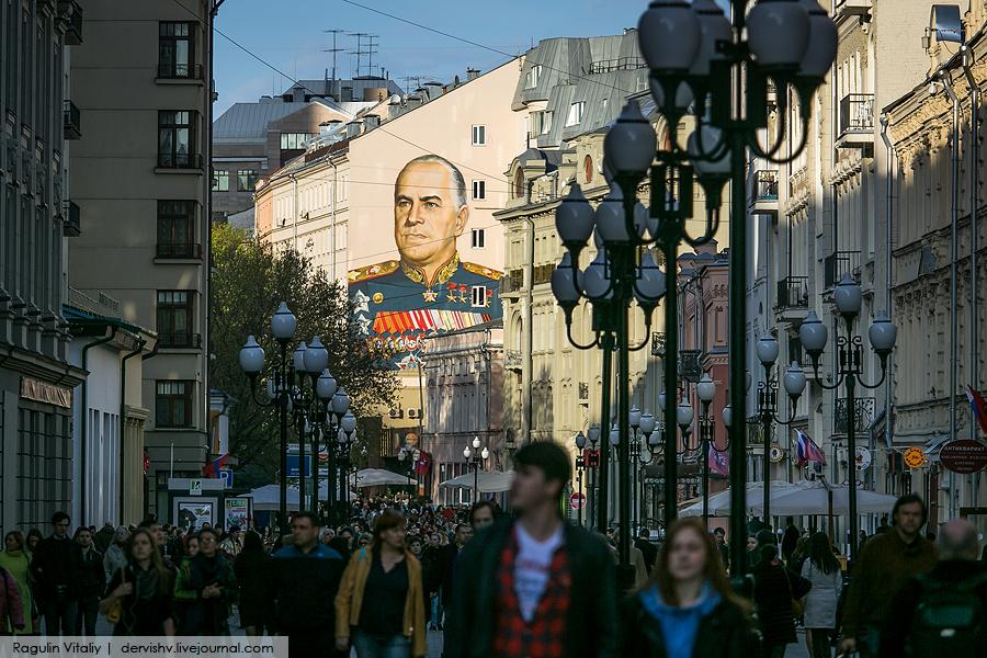 Как мы инспектировали праздничную Москву