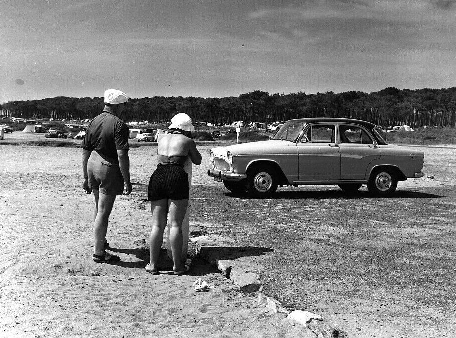 1959. Любовь к автомобилю