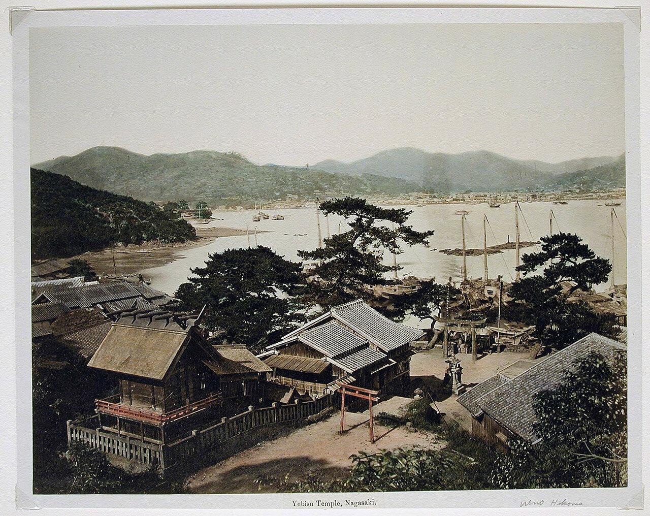 Нагасаки. Храм Эбису