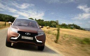 В начале 2015 г. АвтоВАЗ начнет выпускать LADA XRAY