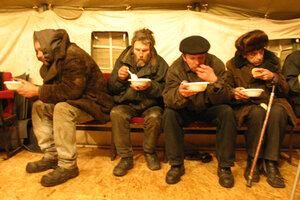 Переполнен единственный в Бельцах ночной приют для бездомных