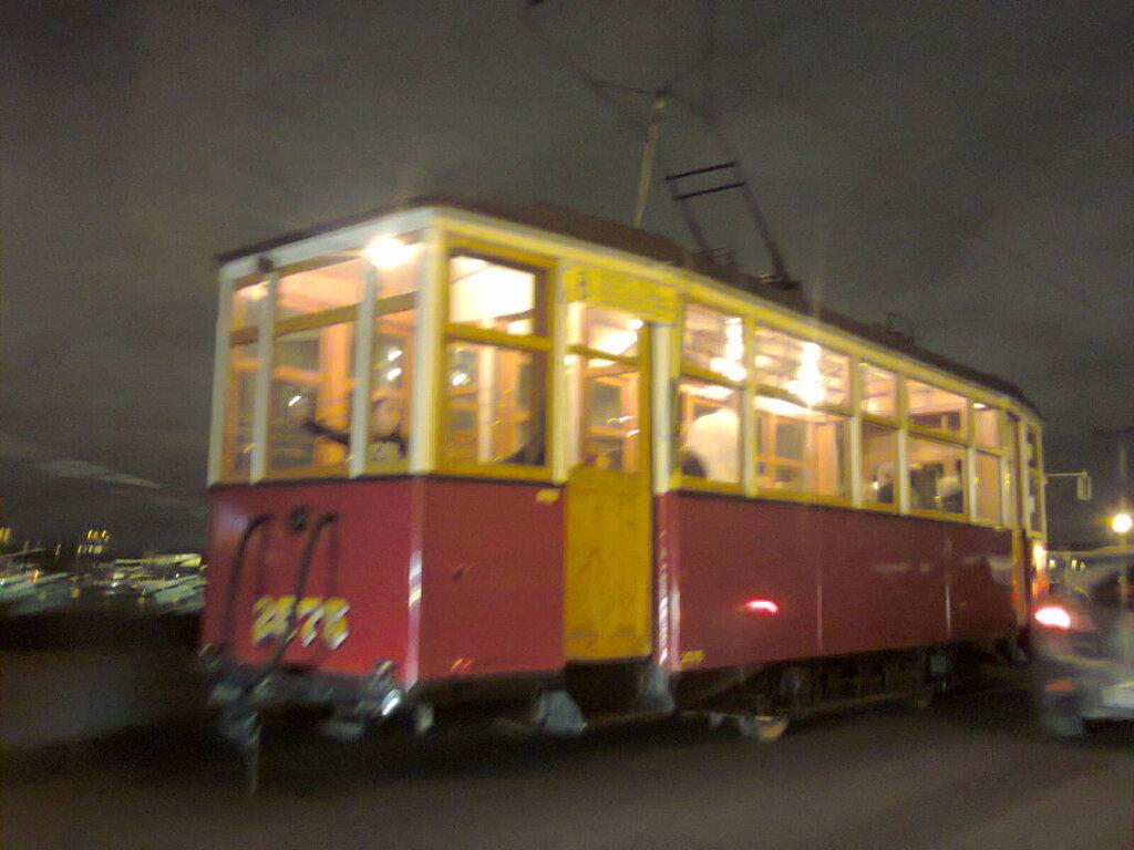 Расскажите о трамваях!