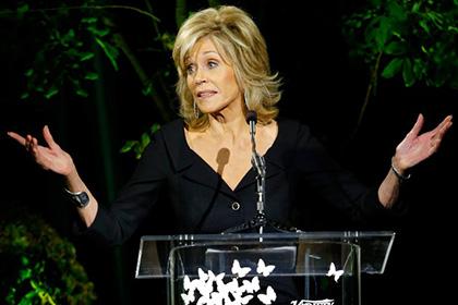 Джейн Фонда поведала о том, как в Голливуде притесняют женщин