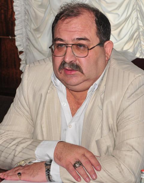 Черняховский Сергей Феликсович