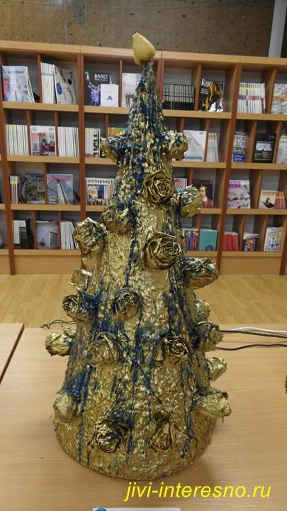 Арт - елки от ростовских дизайнеров