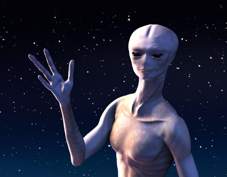 Открытки с Всемирным днём НЛО. День Уфолога. Инопланетянин