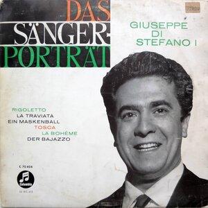 Giuseppe Di Stefano - Das Sängerporträt (1961) [Columbia, C 70 404]