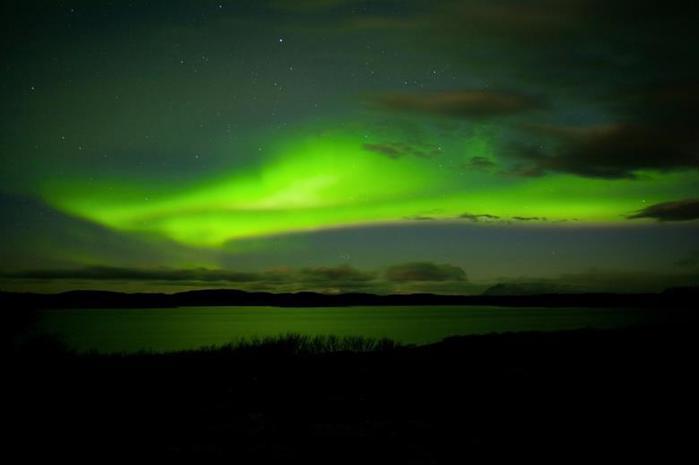 Красивые фотографии полярного сияния 0 10d609 b35543db orig