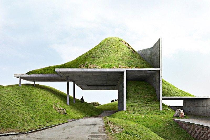 Немыслимое в архитектуре от Filip Dujardin