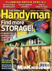 Журнал The Family Handyman - February 2015