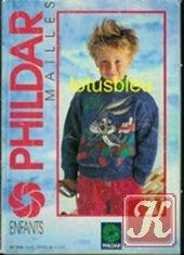 Книга Phildar Mailles Enfants № 210 1997