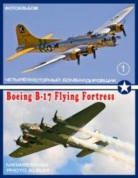 Книга Четырёхмоторный бомбардировщик - Boeing B-17 Flying Fortress