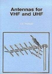 Книга Antennas for VHF and UHF