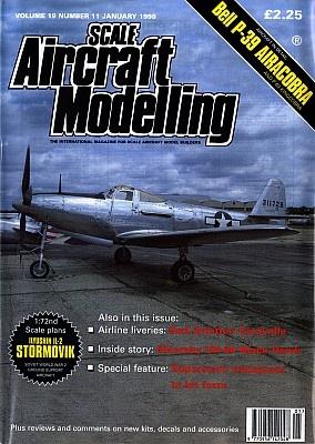 Журнал Scale Aircraft Modelling - Vol 19 No 11