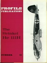 Книга Heinkel He 111H [Aircraft Profile 015]