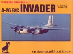Книга Warbird Profile No.1: A-26 B/C Invader