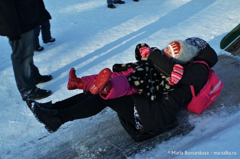 Новогодний калейдоскоп, Саратов, 06 января 2015 года