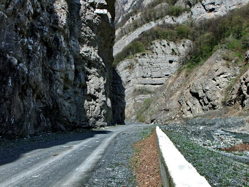 Геналдонское ущелье