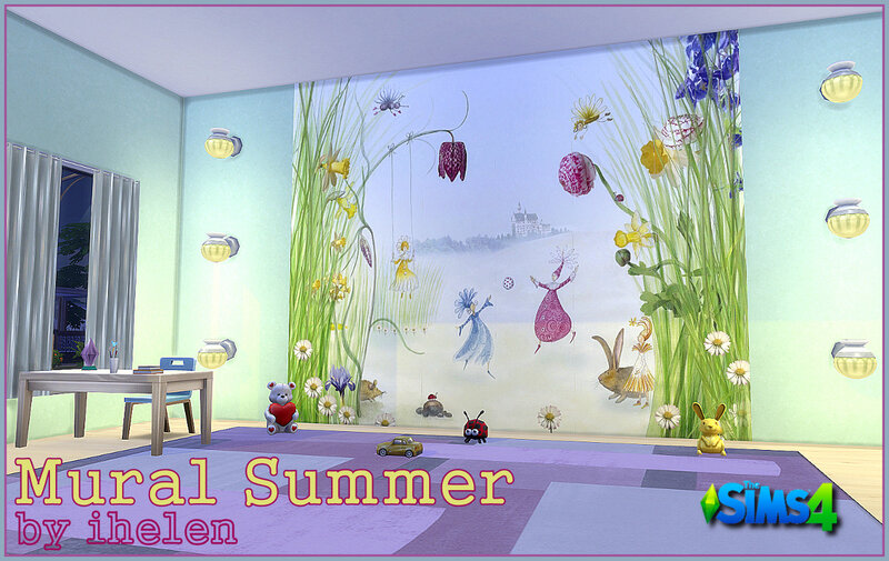 Mural Summer by ihelen