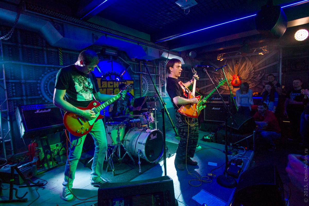 Демотиваторы в Machine Head 16