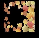 Осенний клипарт