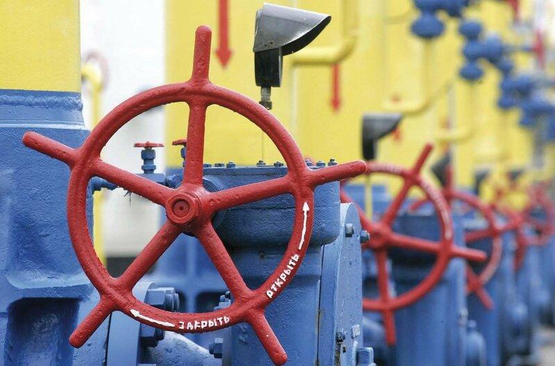 Газовая война с Украиной