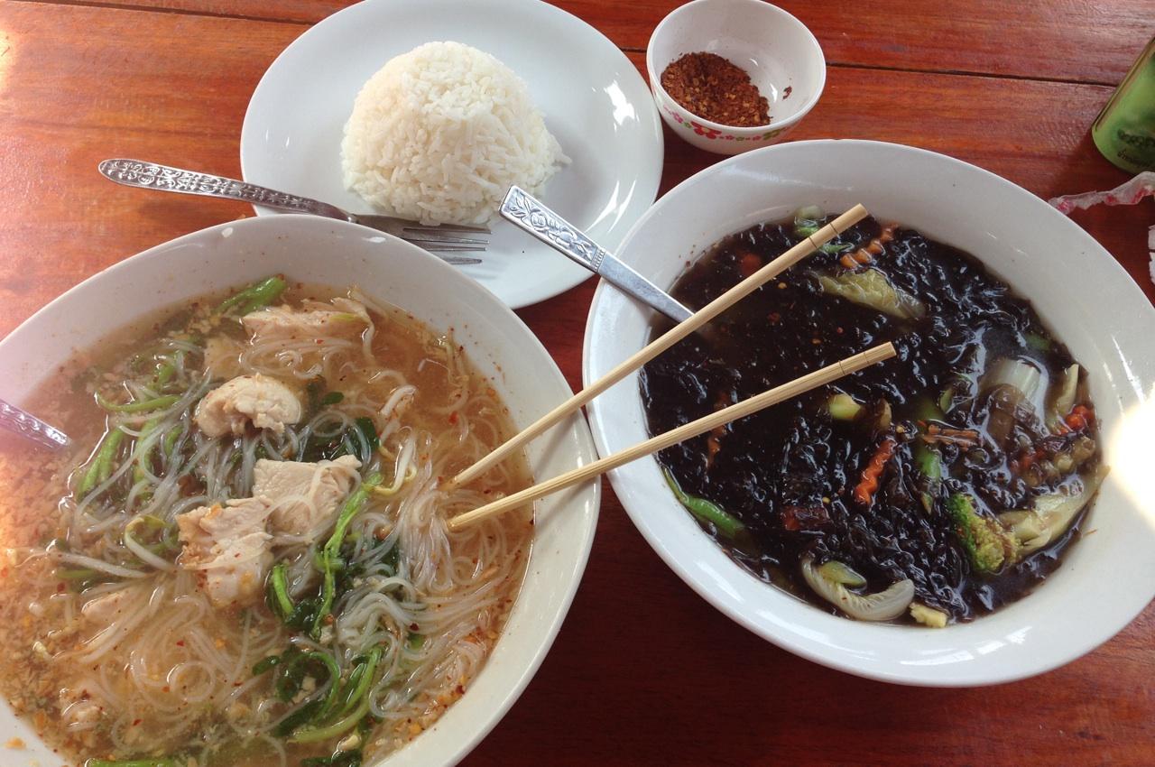 Лаосская кухня