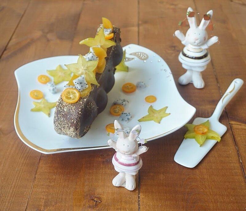 Торт Фасоль-Тропик. Феерический вкус.
