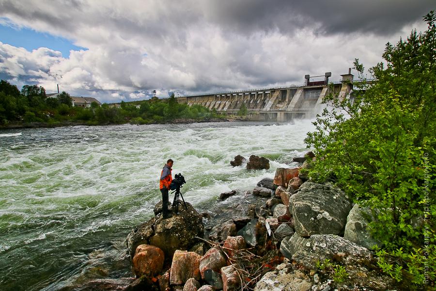 0 cd466 caf622b1 orig Янискоски ГЭС на реке Паз