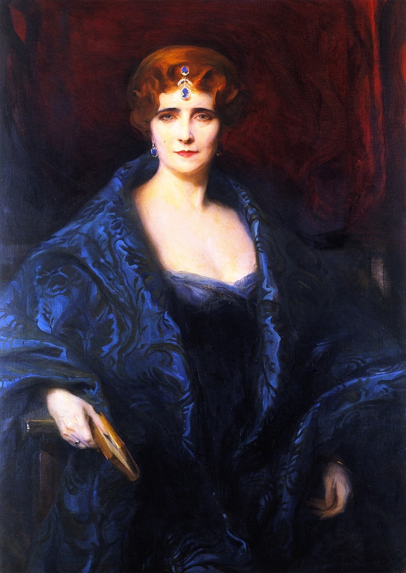 1914_Миссис Элионор Глен Частное собрание.jpg
