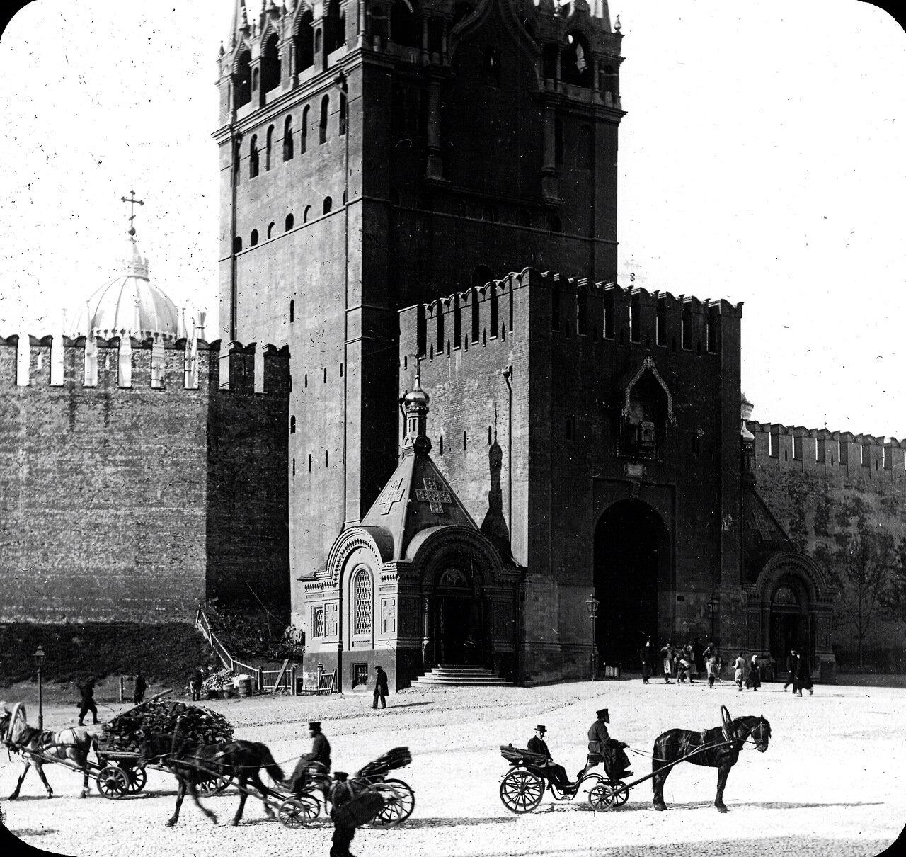 28. Спасские ворота