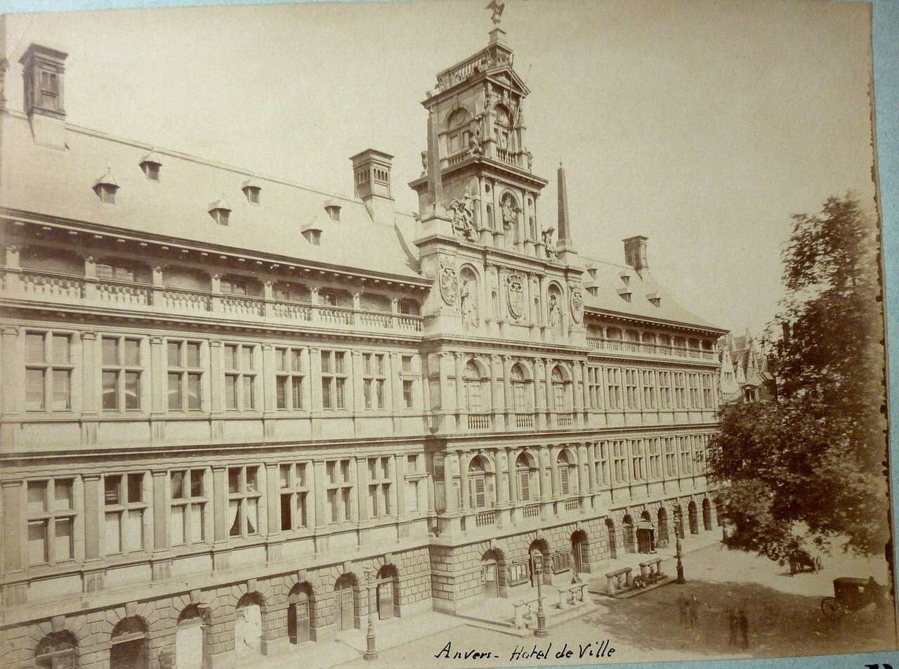 1870-е. Мэрия
