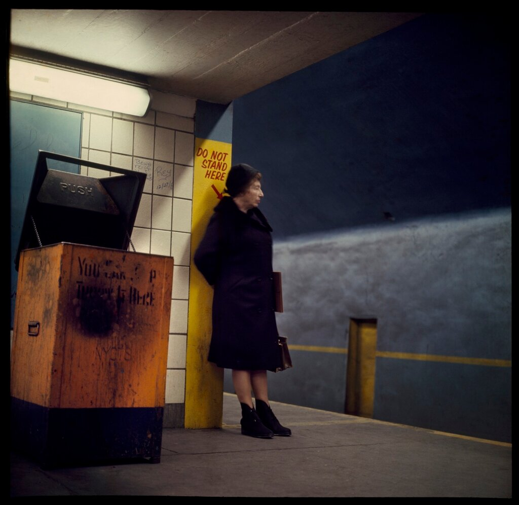© Danny Lyon, 1966, Underground.jpg